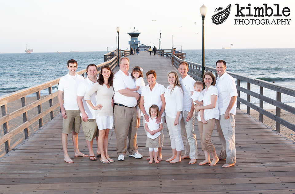 Bennion044 {The Bennion Family} Seal Beach Family Portraits