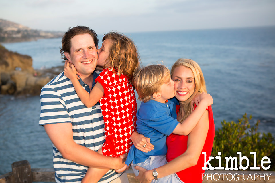 Laguna Beach Family Portraits {The Elmore Family}