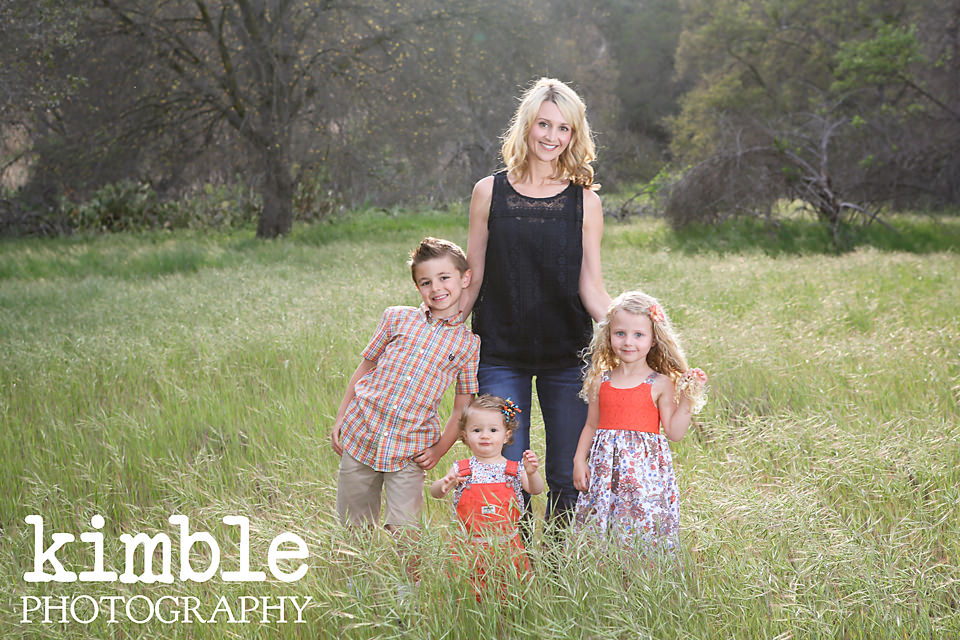 San Juan Capistrano Family Portraits {The Galmarini Family}