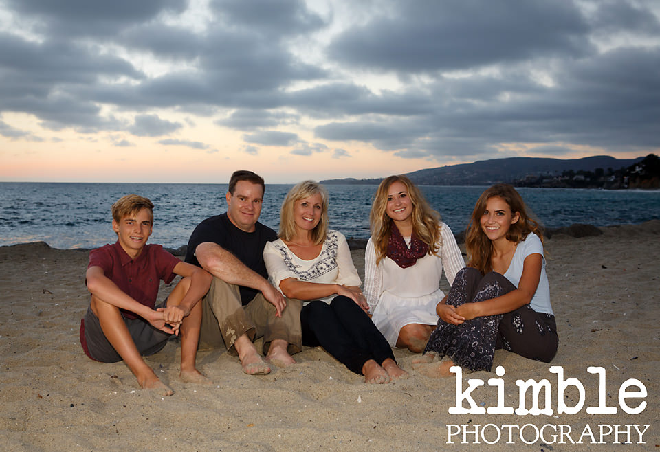 Clarke112 The Clarke Family {Laguna Beach Family Portraits}