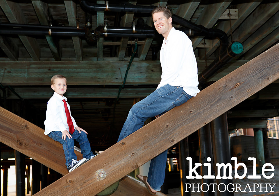 Fun San Clemente Family Portraits