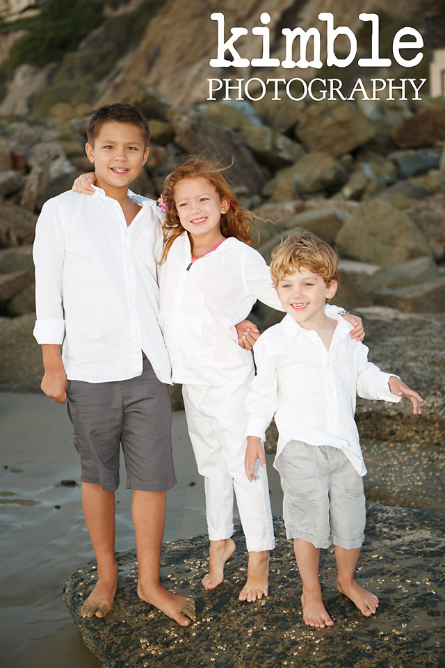 Nitsche100 {Matt & Mindi + 3} Dana Point Family Portraits