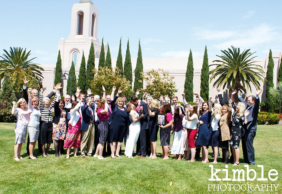 Newport Beach LDS Temple Wedding