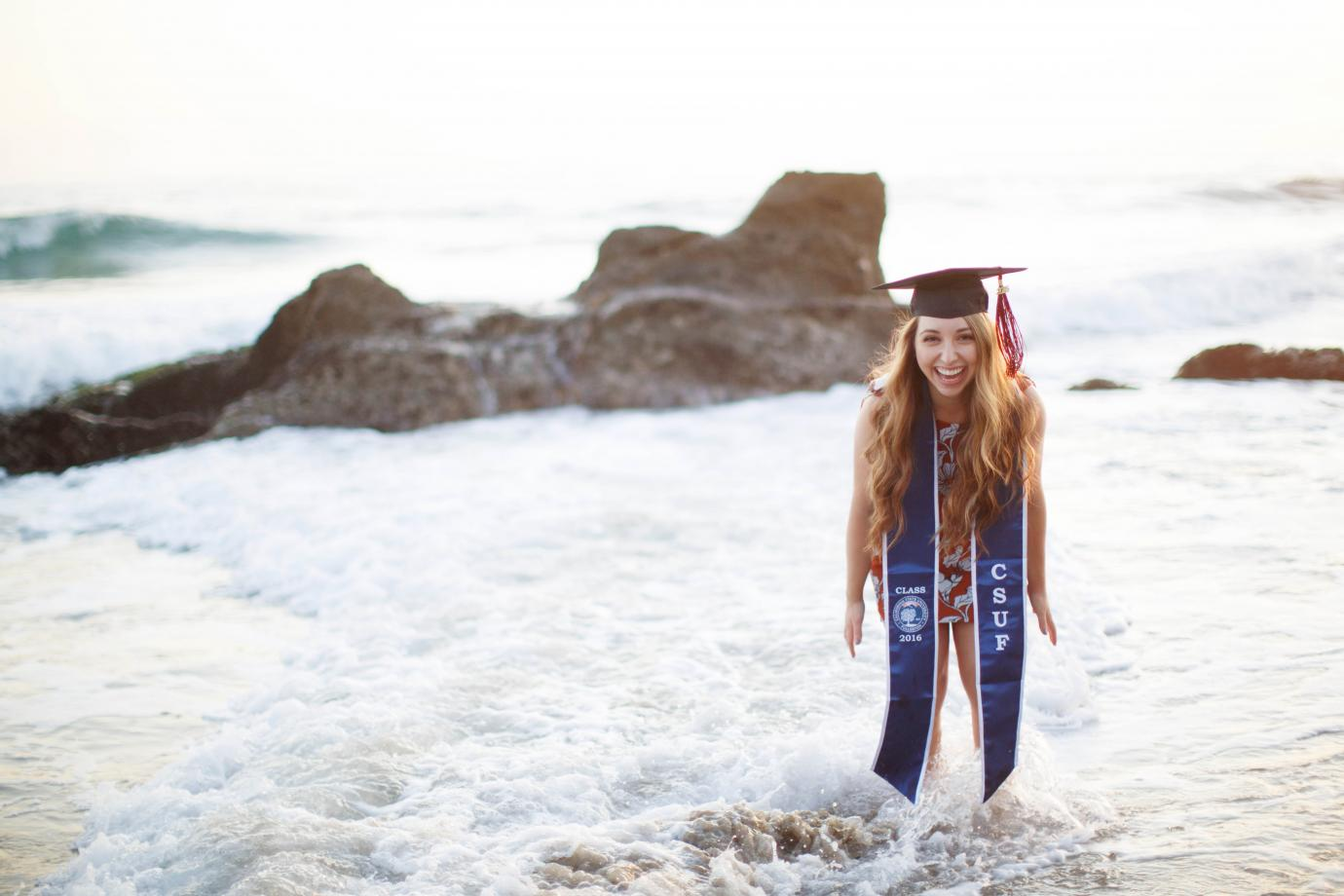 Orange County graduation portraits special