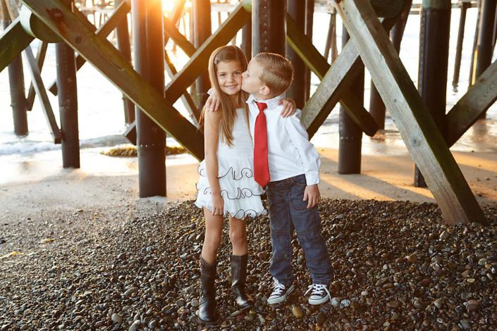 Fun San Clemente Family Portraits With The Garners