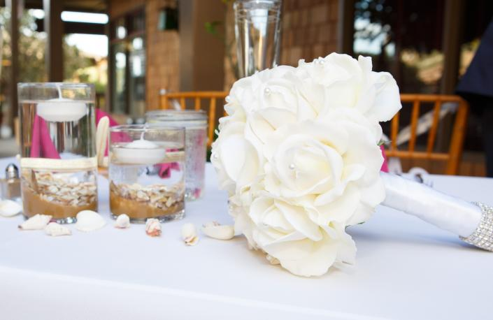 Dana Point Wedding Photographer: It's All in the Details | The Flowers